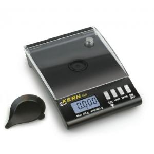 Balance de précision a carats de poche, type KERN TAB