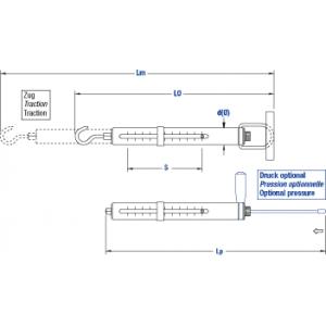 Kit compression pour PESOLA MACRO