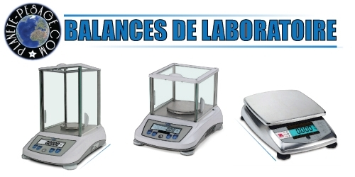 - Balance analytique de laboratoire