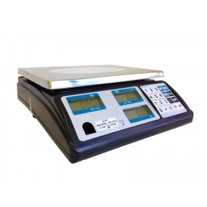 Balance poids prix compacte homologuée CE type EXA 56ppi